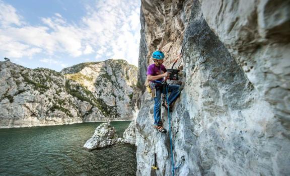 2. Falcon Fest ve Şahinkaya Kanyonu'nda Tırmanış